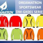 DREAMATRON SPORTSWEAR GK001 SERIES