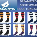 DREAMATRON-SPORTSWEAR-HOOP-LONG-SOCKS