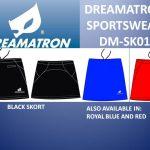 DREAMATRON-SPORTSWEAR-SK01-SKORTS